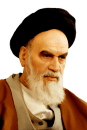 تابلوی امام خمینی(ره)