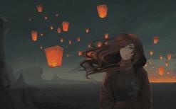 بالون های رمانتیک1