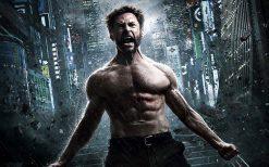 تابلو فیلم از شخصیت Wolverine