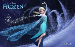 تابلو انیمیشن Frozen
