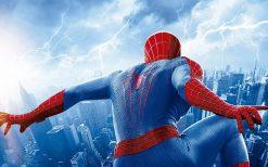 تابلو فیلم مرد عنکبوتی