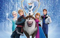 تابلو انیمیشن Frozen #2