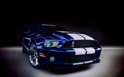 تابلو خودرو Ford Shelby GT500