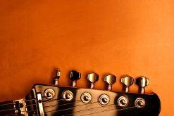 تابلو موسیقی گیتار