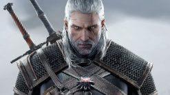 تابلو بازی کامپیوتری پرطرفدار THE WITCHER-Geralt
