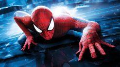 تابلو مرد عنکبوتی