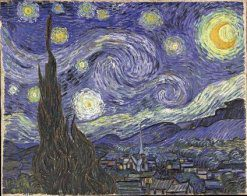 the-starry-night-Landscape