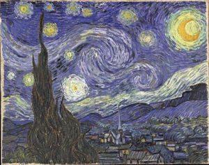 the-starry-night-Landscape