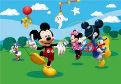 تابلو کارتون mickey mouse-بازی1
