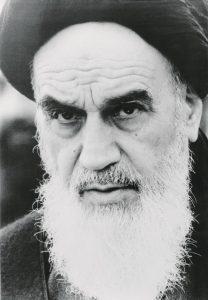 تابلو پورتره امام خمینی(ره)