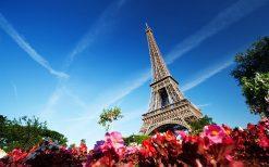 تابلو برج ایفل فرانسه