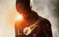 تابلو فیلم از شخصیت Flash
