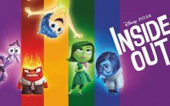 تابلو انیمیشن Inside Out