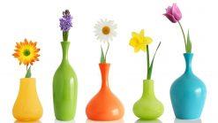 تابلو مفهومی گلدان