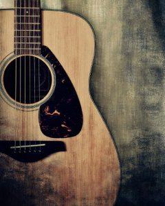 تابلو گیتار