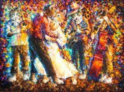 تابلو نقاشی-miu dance23